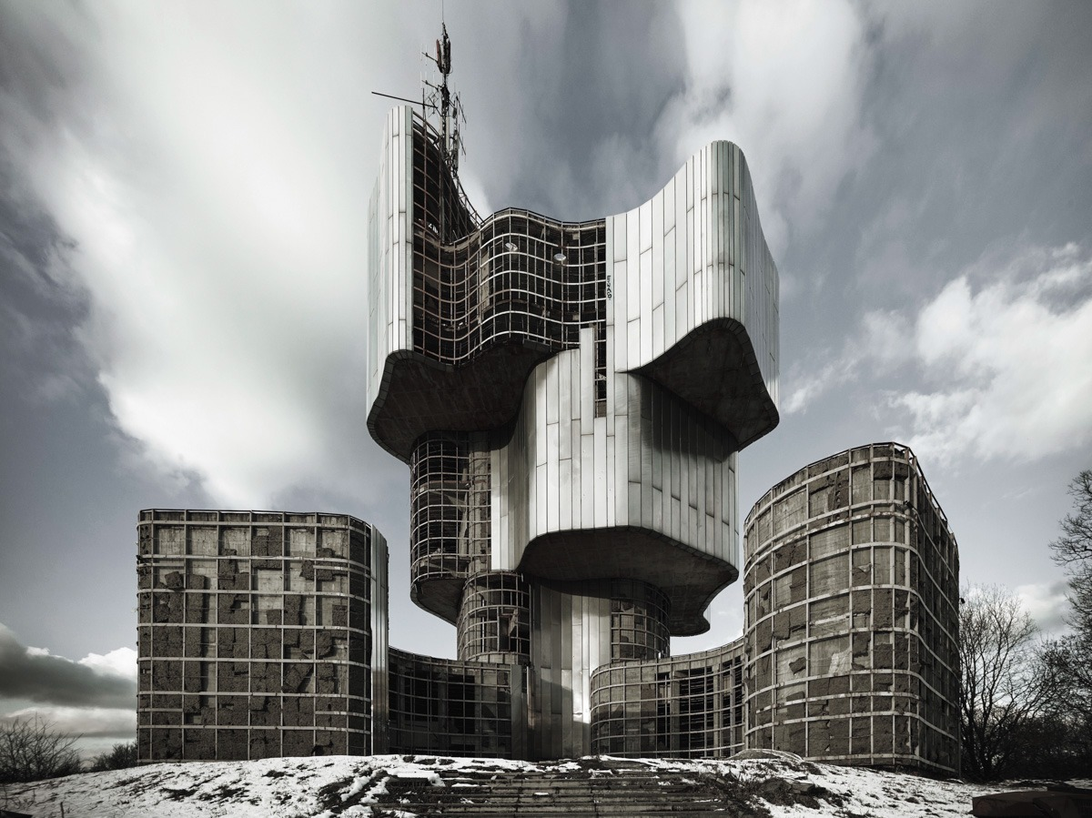 Yugoslavian Modernist Architecture at the MoMa ... Modern Architecture