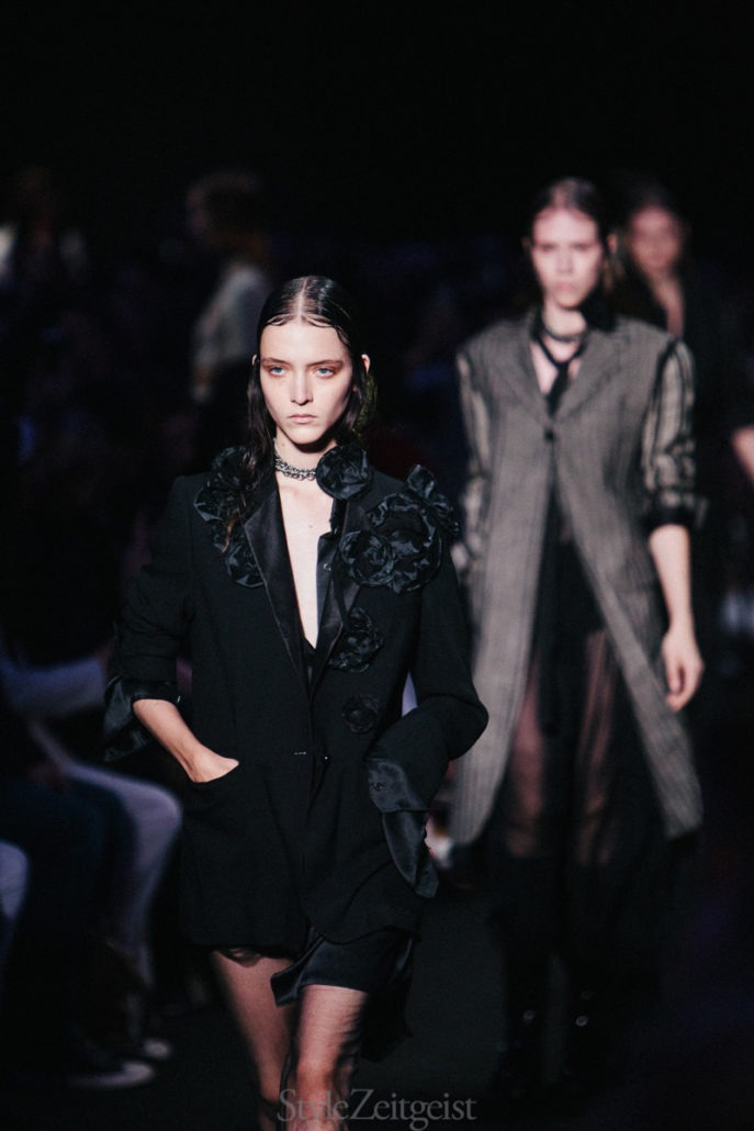 Ann Demeulemeester S/S19 Women's - Paris - fashion - Womenswear, Women's Fashion, SS19, Spring Summer, PFW, Paris Fashion Week, Paris, Matthew Reeves, Fashion, Ann Demeulemeester, 2018