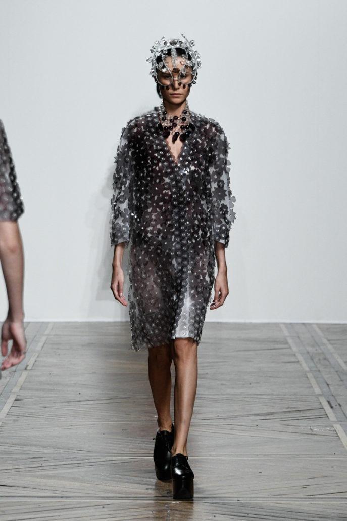 Anrealage S/S19 Women's - Paris - Womenswear, Women's Fashion, SS19, Spring Summer, PFW, Paris Fashion Week, Paris, Fashion, Anrealage, 2018