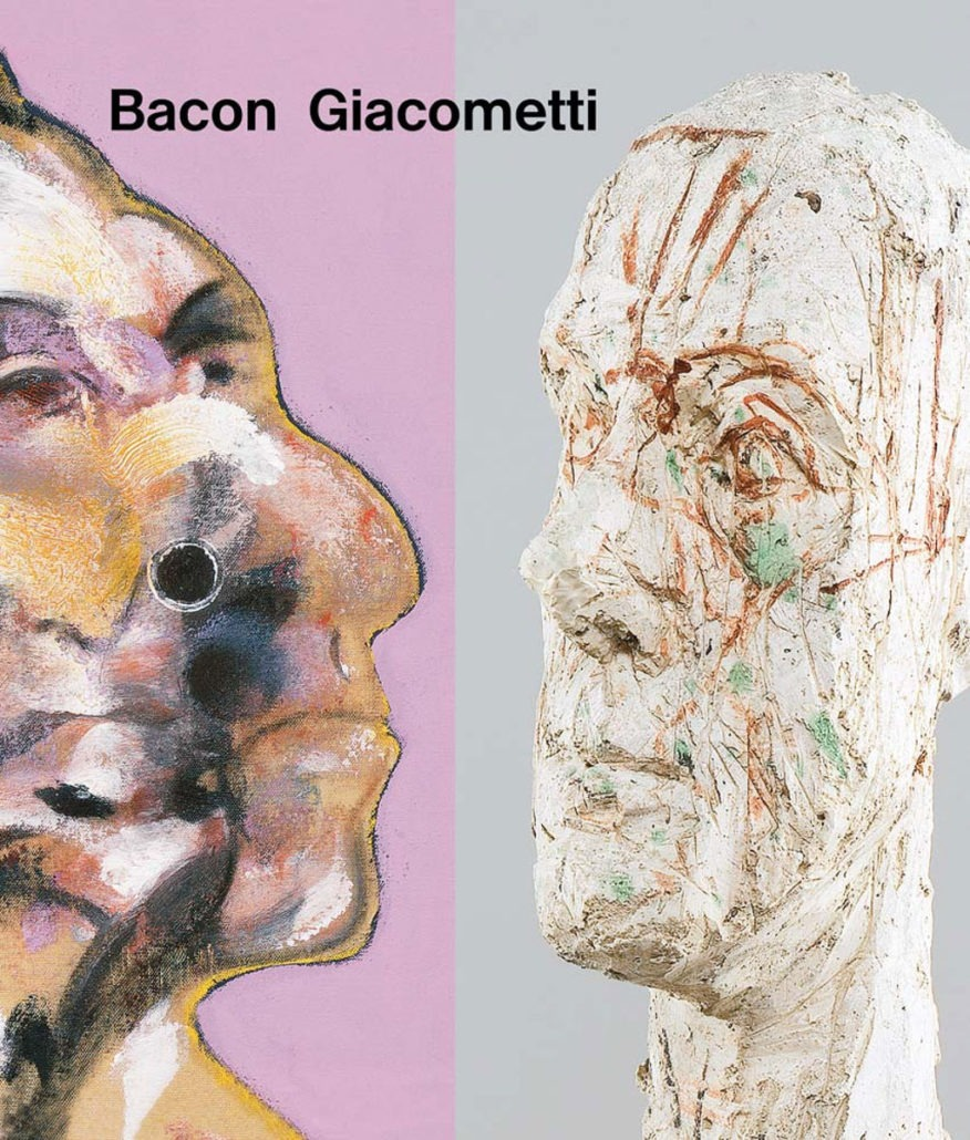 Bacon / Giacometti - culture - hatje cantz, Francis Bacon, Culture, Book Review, Art, Alberto Giacometti, 2018