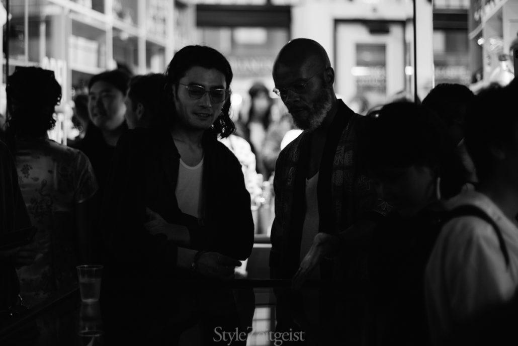 Genesis P-Orridge and Yang Li - New York - fashion, culture - Yang Li, Wataru Shimosato, New York, Genesis P-Orridge, Fashion, 2018