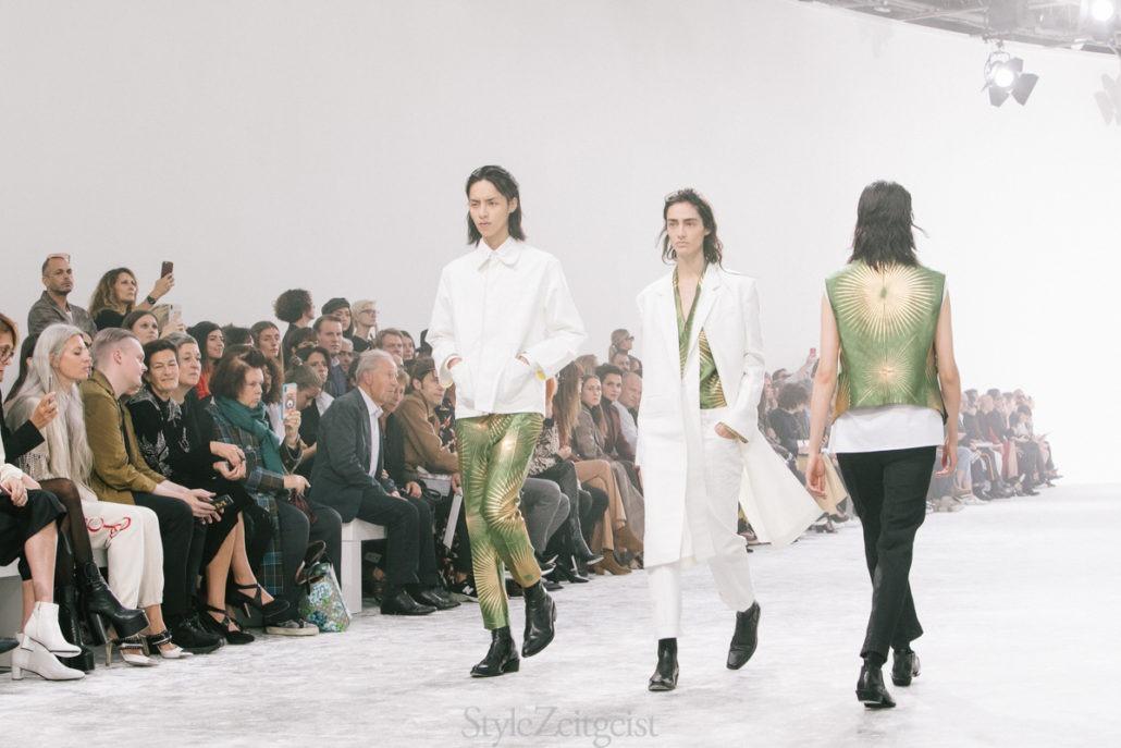 Haider Ackermann S/S19 Women's - Paris - Womenswear, Women's Fashion, SS19, Spring Summer, PFW, Paris Fashion Week, Paris, Matthew Reeves, Haider Ackermann, Fashion