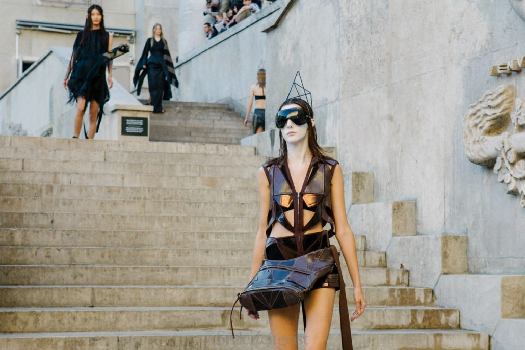 Rick Owens S/S19 Women's - Paris - Womenswear, Women's Fashion, SS19, Spring Summer, Rick Owens, PFW, Paris Fashion Week, Paris, Fashion, 2018