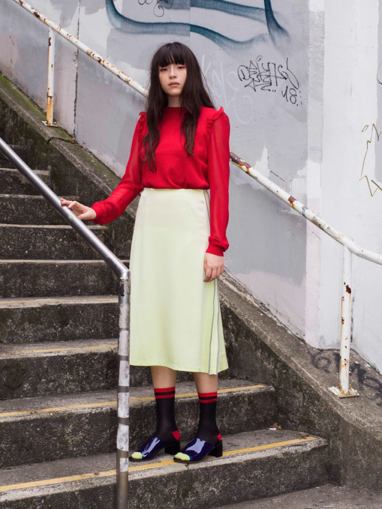 SueUNDERCOVER S/S19 Women's – Lookbook - fashion - Womenswear, Women's Fashion, Undercover, SueUNDERCOVER, SS19, Spring Summer, PFW, Paris Fashion Week, Paris, lookbook, Fashion, 2018