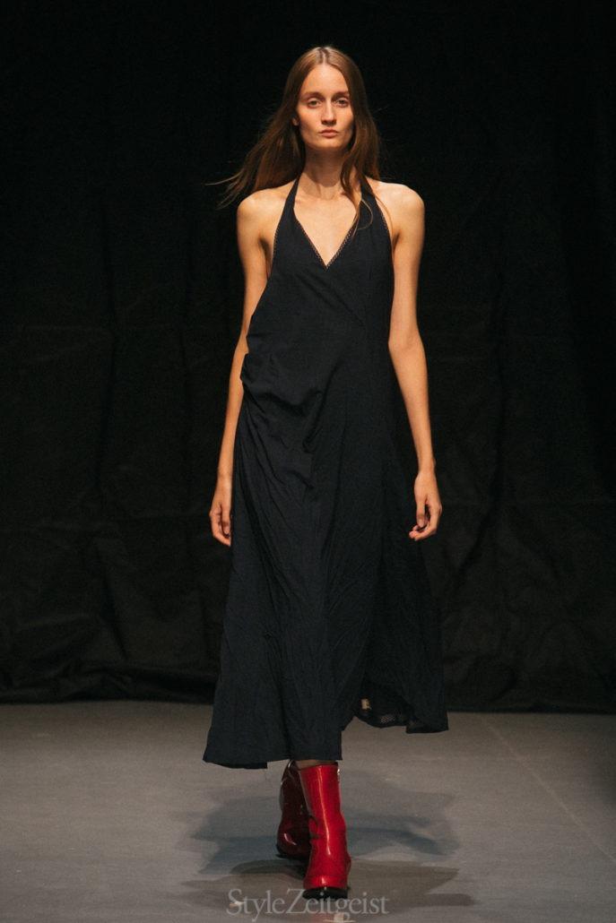 Geoffrey B. Small S/S19 Women's – Paris - Womenswear, Women's Fashion, SS19, Spring Summer, PFW, Paris Fashion Week, Paris, Matthew Reeves, Geoffrey B. Small, Fashion, 2018