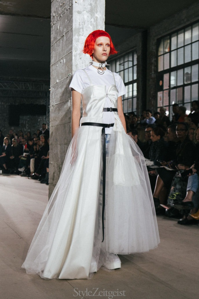 Junya Watanabe S/S19 Women's – Paris - fashion - Womenswear, Women's Fashion, SS19, Spring Summer, PFW, Paris Fashion Week, Paris, Matthew Reeves, Junya Watanabe, Fashion