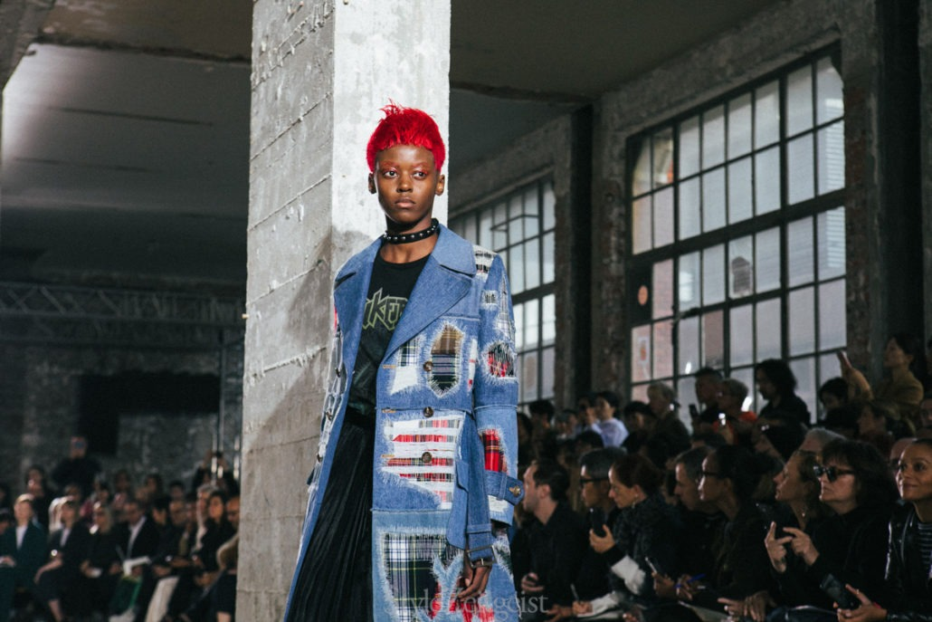 Junya Watanabe S/S19 Women's – Paris - Womenswear, Women's Fashion, SS19, Spring Summer, PFW, Paris Fashion Week, Paris, Matthew Reeves, Junya Watanabe, Fashion