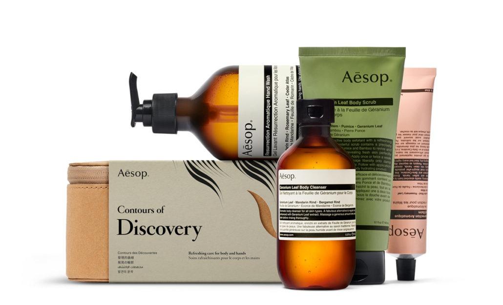 Aesop x Iris van Herpen: Atlas of Attraction - retail - Skincare, Retail, Iris Van Herpen, collaboration, Aesop, 2018