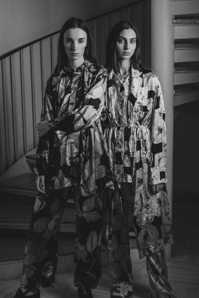 Editorial: In Praise of Shadows (Geoffrey B. Small) - Womenswear, Women's Fashion, SS19, Spring Summer, Matthew Reeves, Geoffrey B. Small, Fashion, Editorial, 2018