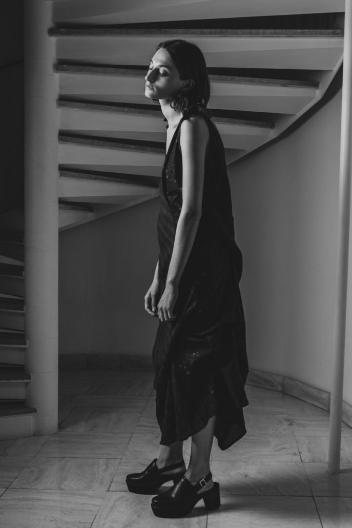 Editorial: In Praise of Shadows (Geoffrey B. Small) - fashion, editorial - Womenswear, Women's Fashion, SS19, Spring Summer, Matthew Reeves, Geoffrey B. Small, Fashion, Editorial, 2018