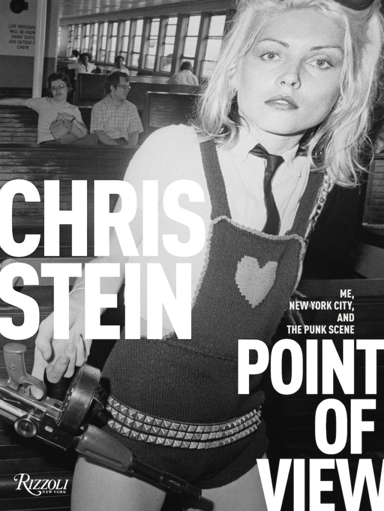 Chris Stein of Blondie on New York, Then and Now - photography book, Photography, New York, Music, Culture, Chris Stein, Blondie, 2018