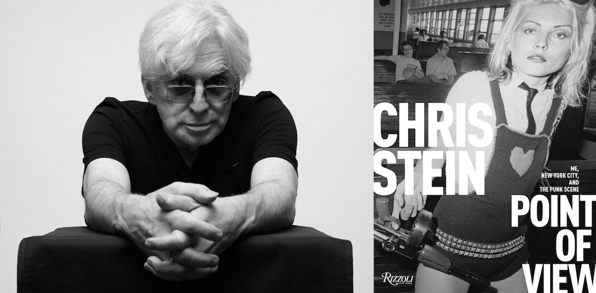 Chris Stein of Blondie on New York, Then and Now - music, culture - photography book, Photography, New York, Music, Culture, Chris Stein, Blondie, 2018