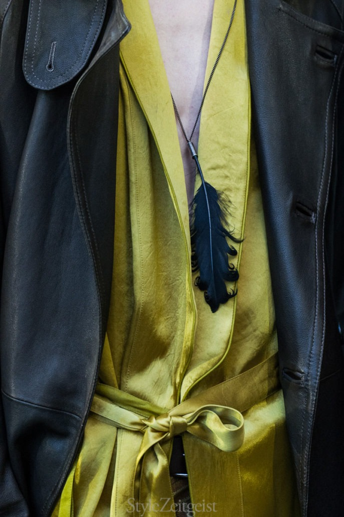 Ann Demeulemeester F/W19 Men's – Paris Backstage - fashion - PFW, Paris Fashion Week, Paris, MENSWEAR, Mens Fashion, Julien Boudet, FW19, Fashion, Fall Winter, Backstage, Ann Demeulemeester, 2019, 2018