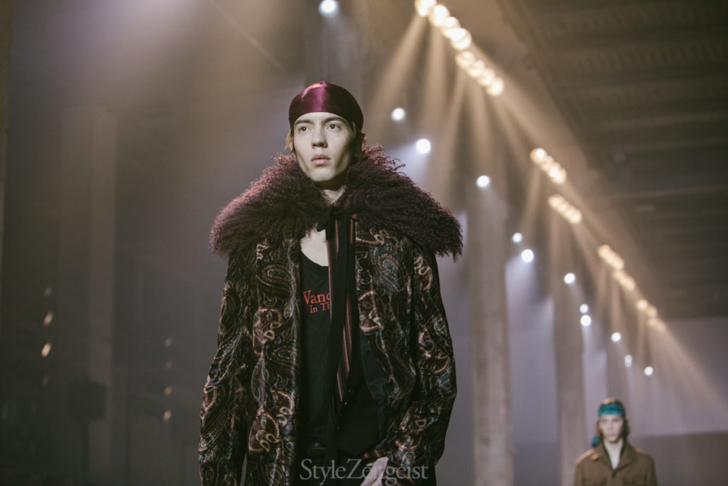 Ann Demeulemeester F/W19 Men's – Paris - fashion - PFW, Paris Fashion Week, Paris, MENSWEAR, Mens Fashion, Matthew Reeves, FW19, Fashion, Fall Winter, Ann Demeulemeester, 2019