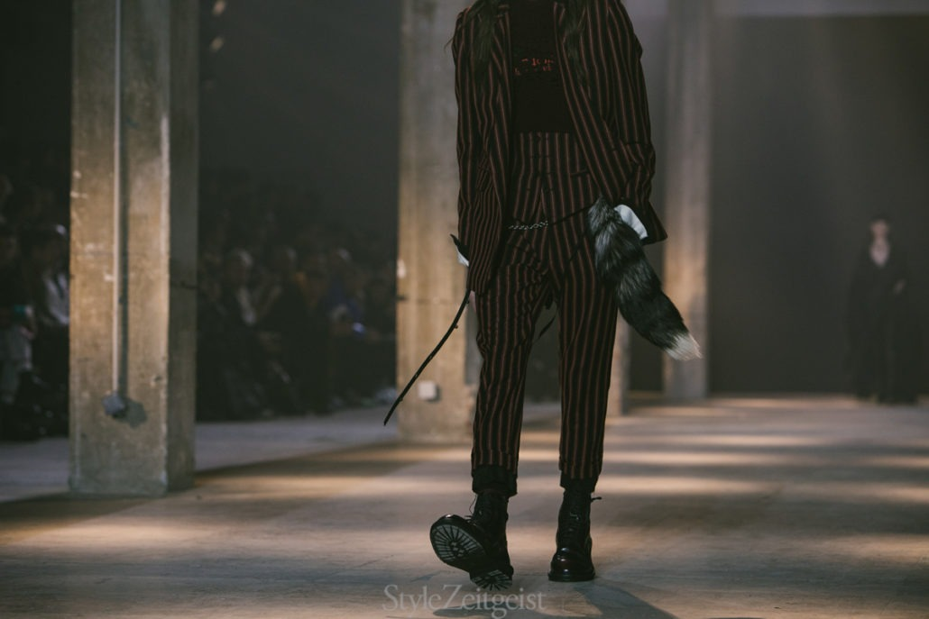 Ann Demeulemeester F/W19 Men's – Paris - PFW, Paris Fashion Week, Paris, MENSWEAR, Mens Fashion, Matthew Reeves, FW19, Fashion, Fall Winter, Ann Demeulemeester, 2019