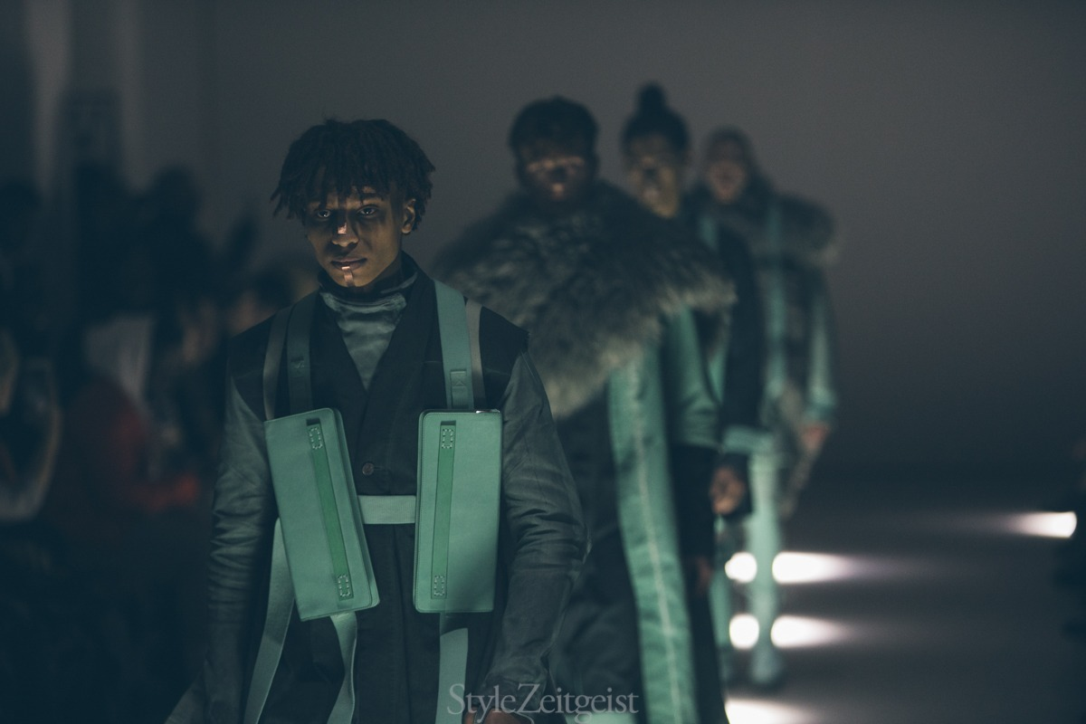 Boris Bidjan Saberi F/W19 Men's – Paris - fashion - PFW, Paris Fashion Week, Paris, MENSWEAR, Mens Fashion, Matthew Reeves, FW19, Fashion, Fall Winter, Boris Bidjan Saberi, 2019