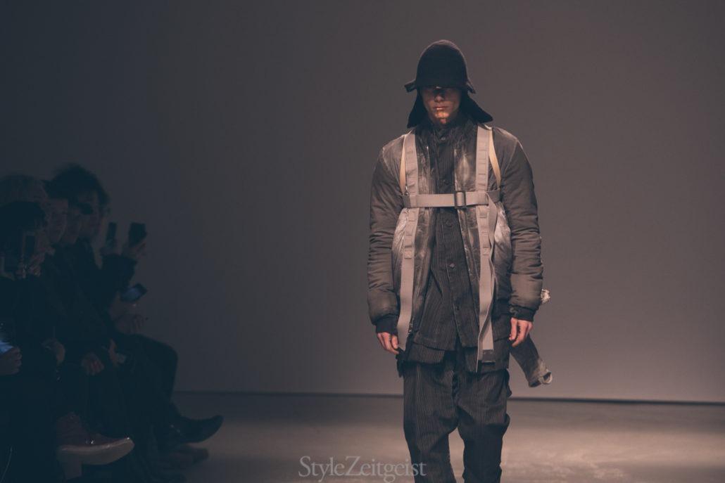 Boris Bidjan Saberi F/W19 Men's – Paris - fashion - PFW, Paris Fashion Week, Paris, MENSWEAR, Mens Fashion, Matthew Reeves, FW19, Fashion, Fall Winter, Boris Bidjan Saberi, 2019