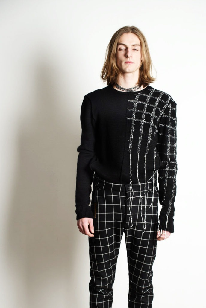 Cedric Jacquemyn F/W19 Men's – Lookbook - PFW, Paris Fashion Week, Paris, MENSWEAR, Mens Fashion, lookbook, FW19, Fashion, Fall Winter, Cedric Jacquemyn, 2019
