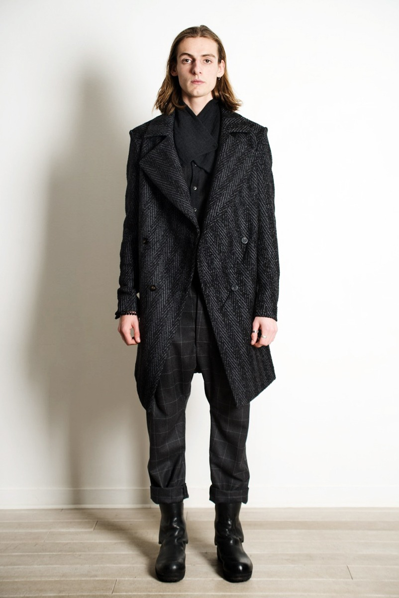 Cedric Jacquemyn F/W19 Men's – Lookbook - fashion - PFW, Paris Fashion Week, Paris, MENSWEAR, Mens Fashion, lookbook, FW19, Fashion, Fall Winter, Cedric Jacquemyn, 2019