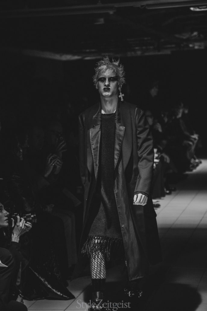 Comme des Garçons Homme Plus F/W19 Men's – Paris - PFW, Paris Fashion Week, Paris, MENSWEAR, Mens Fashion, Matthew Reeves, FW19, Fashion, Fall Winter, Comme Des Garcons Homme Plus, Comme Des Garcons, 2019