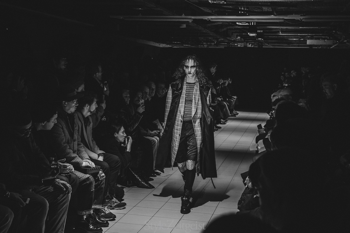 Paris Fashion Week Ramblings - Men's F/W 2019, Part 2 - features-oped, fashion - Thom Browne, PFW, Paris Fashion Week, Paris, MENSWEAR, Mens Fashion, m.a.+, Junya Watanabe, Geoffrey B. Small, FW19, forme d'expression, Fashion, Fall Winter, Comme Des Garcons, Cedric Jacquemyn, Ann Demeulemeester, 2019