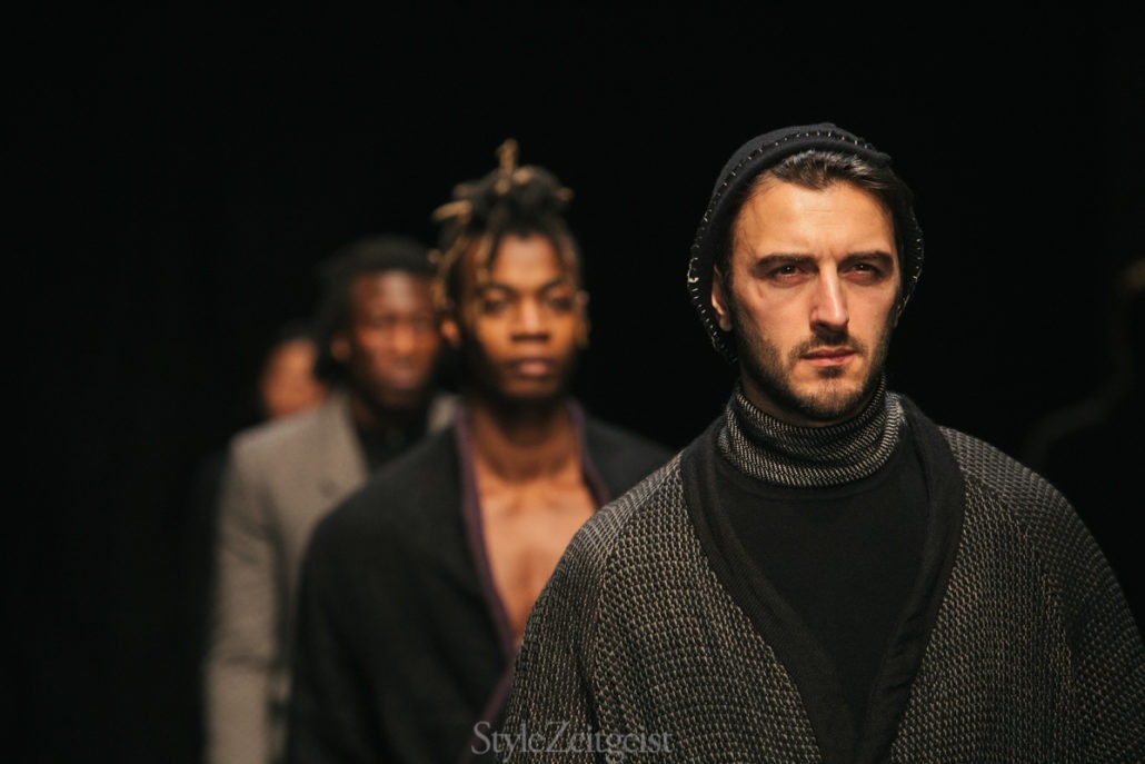 Geoffrey B. Small F/W19 Men's – Paris - fashion - PFW, Paris Fashion Week, Paris, MENSWEAR, Mens Fashion, Matthew Reeves, Geoffrey B. Small, FW19, Fashion, Fall Winter, 2019
