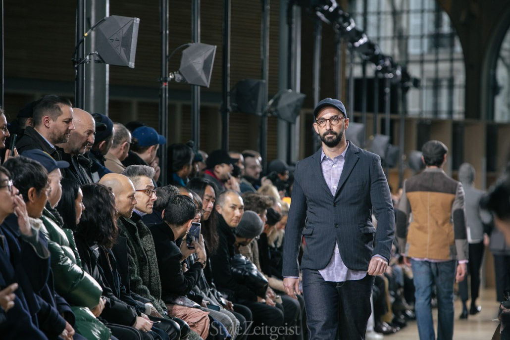 Junya Watanabe F/W19 Men's – Paris - fashion - PFW, Paris Fashion Week, Paris, MENSWEAR, Mens Fashion, Matthew Reeves, Junya Watanabe, FW19, Fashion, Fall Winter, 2019