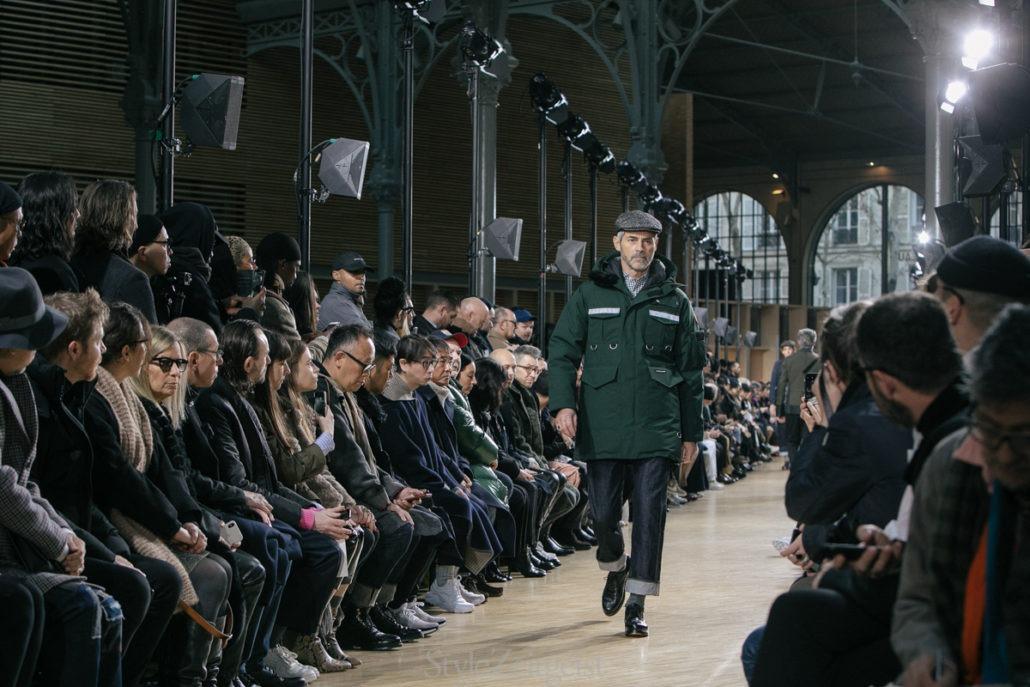 Junya Watanabe F/W19 Men's – Paris - PFW, Paris Fashion Week, Paris, MENSWEAR, Mens Fashion, Matthew Reeves, Junya Watanabe, FW19, Fashion, Fall Winter, 2019