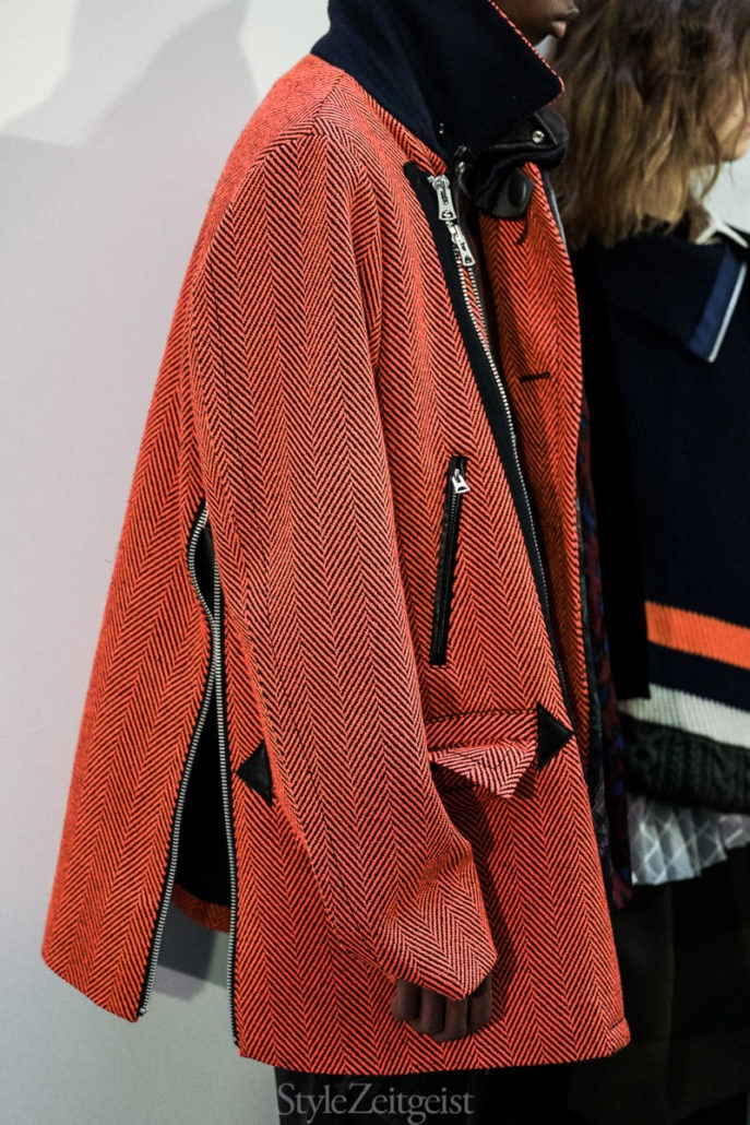 Sacai F/W19 Men's – Paris Backstage - fashion - Sacai, PFW, Paris Fashion Week, Paris, MENSWEAR, Mens Fashion, Julien Boudet, FW19, Fashion, Fall Winter, Backstage, 2019