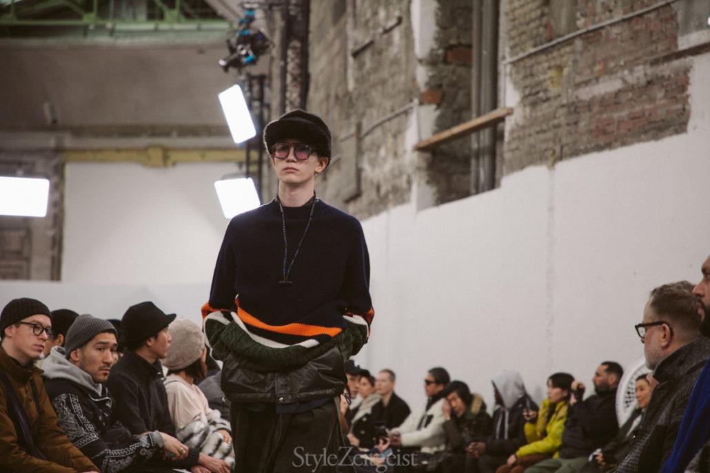 Sacai F/W19 Men's – Paris - Sacai, PFW, Paris Fashion Week, Paris, MENSWEAR, Mens Fashion, Matthew Reeves, FW19, Fashion, 2019