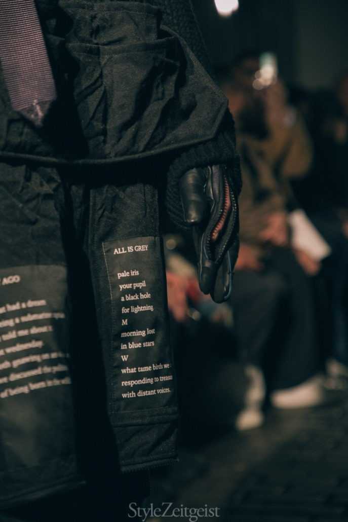 TAKAHIROMIYASHITA The Soloist F/W19 Men's – Paris - fashion - TAKAHIROMIYASHITA The Soloist, PFW, Paris Fashion Week, Paris, MENSWEAR, Mens Fashion, Matthew Reeves, FW19, Fashion, Fall Winter, 2019