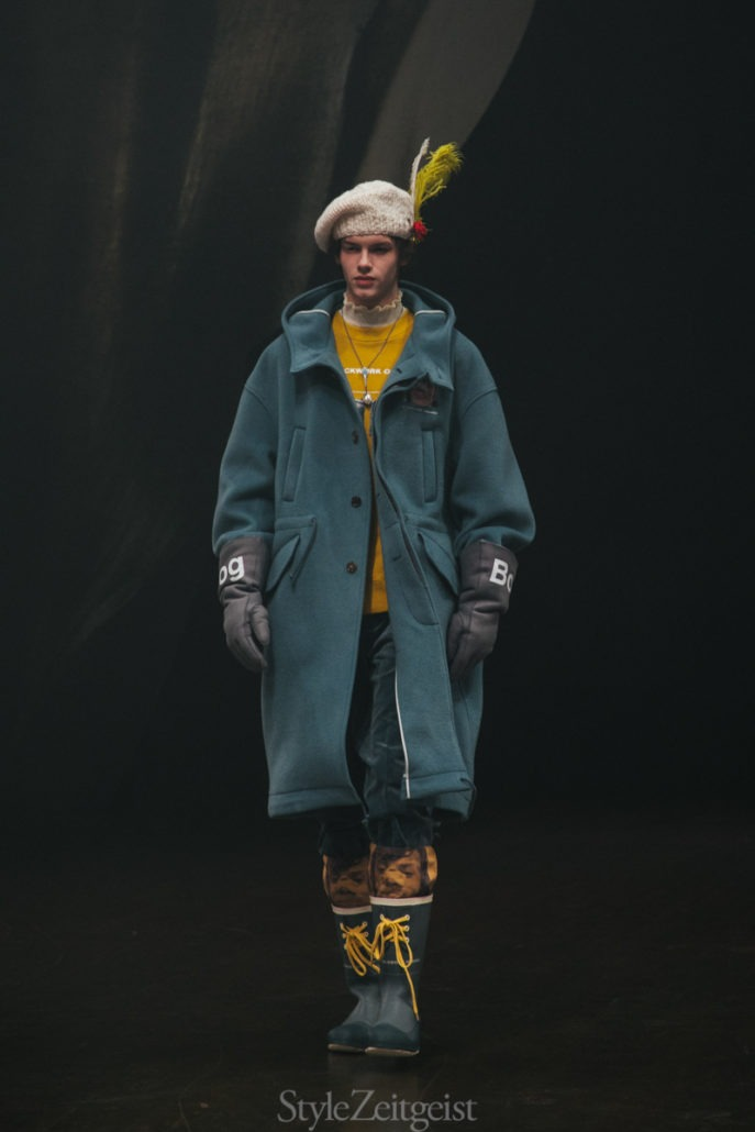 Undercover F/W19 Men's – Paris - fashion - Undercover, PFW, Paris Fashion Week, Paris, MENSWEAR, Mens Fashion, Matthew Reeves, FW19, Fashion, 2019