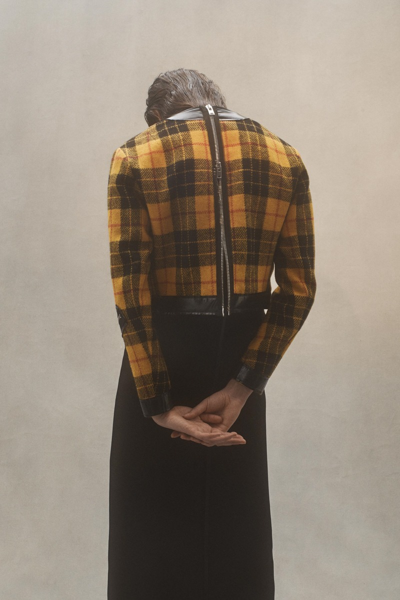 Yang Li Pre-Fall 2019 Women's – Lookbook - fashion - Yang Li, Womenswear, Women's Fashion, Pre-Fall, PFW, Paris Fashion Week, Paris, lookbook, Fashion, 2019