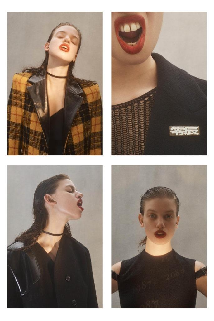 Yang Li Pre-Fall 2019 Women's – Lookbook - Yang Li, Womenswear, Women's Fashion, Pre-Fall, PFW, Paris Fashion Week, Paris, lookbook, Fashion, 2019