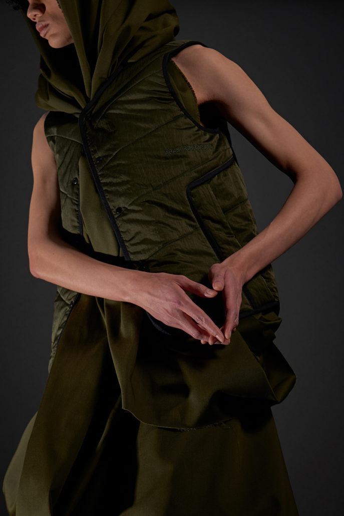"""Abasi Rosborough F/W19 - """"Paradigm"""" - Womenswear, Women's Fashion, MENSWEAR, Mens Fashion, lookbook, FW19, Fashion, Fall Winter, abasi rosborough, 2019"""