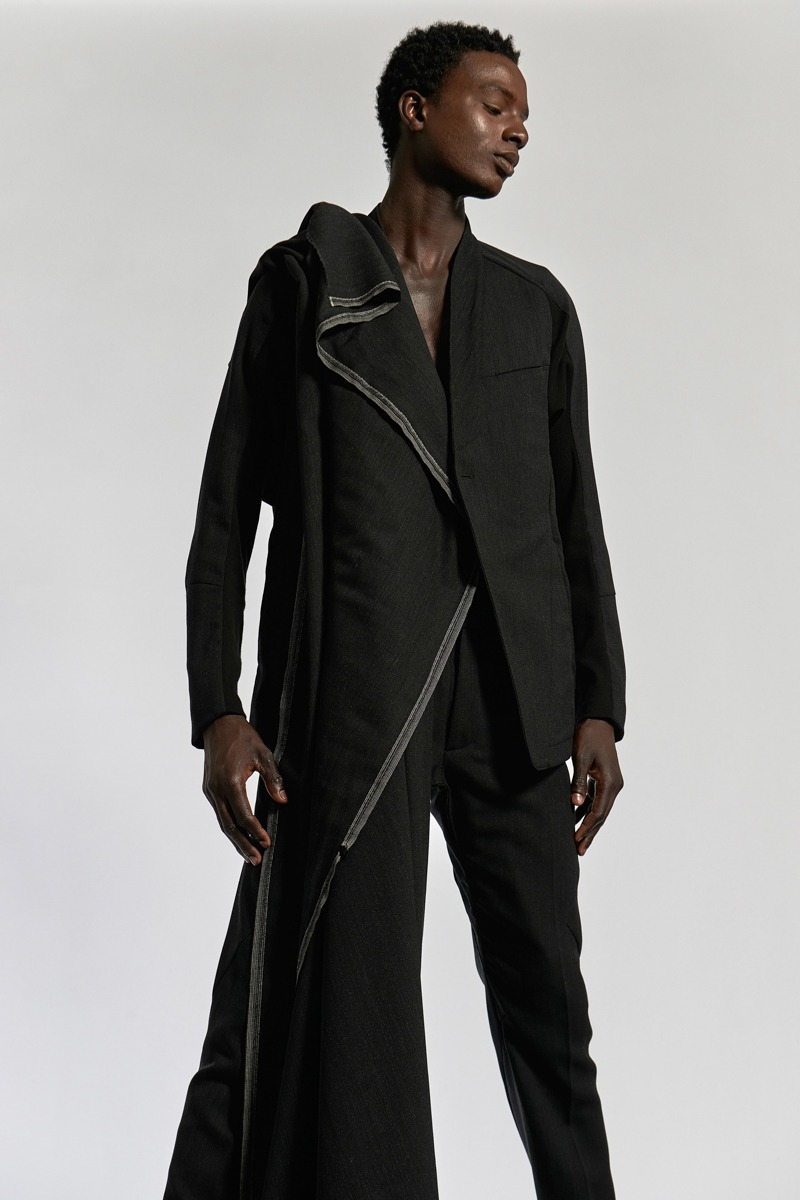 "Abasi Rosborough F/W19 - ""Paradigm"" - fashion - Womenswear, Women's Fashion, MENSWEAR, Mens Fashion, lookbook, FW19, Fashion, Fall Winter, abasi rosborough, 2019"