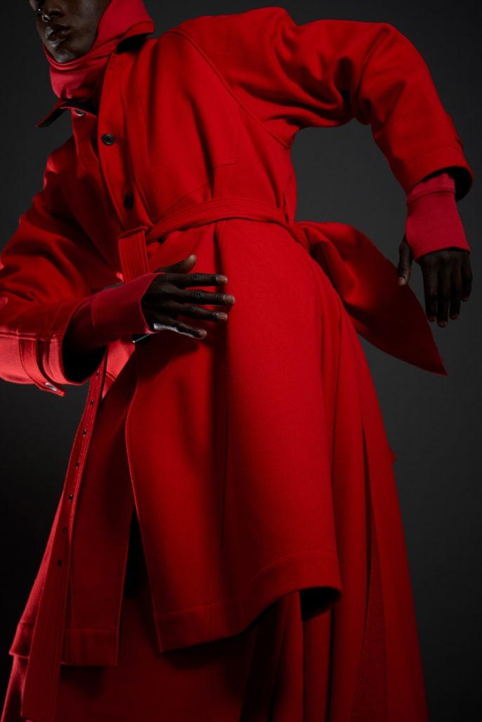 """Abasi Rosborough F/W19 - """"Paradigm"""" - fashion - Womenswear, Women's Fashion, MENSWEAR, Mens Fashion, lookbook, FW19, Fashion, Fall Winter, abasi rosborough, 2019"""