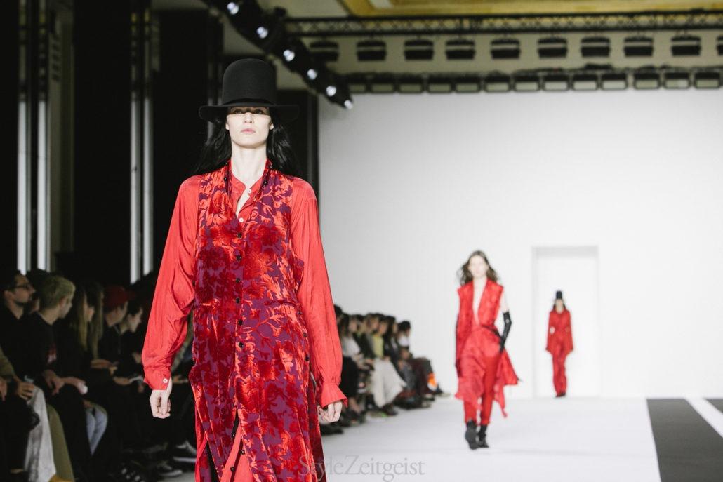 Ann Demeulemeester F/W19 Women's - Paris - Womenswear, Women's Fashion, PFW, Paris Fashion Week, Paris, Matthew Reeves, FW19, Fashion, Fall Winter, Ann Demeulemeester, 2019