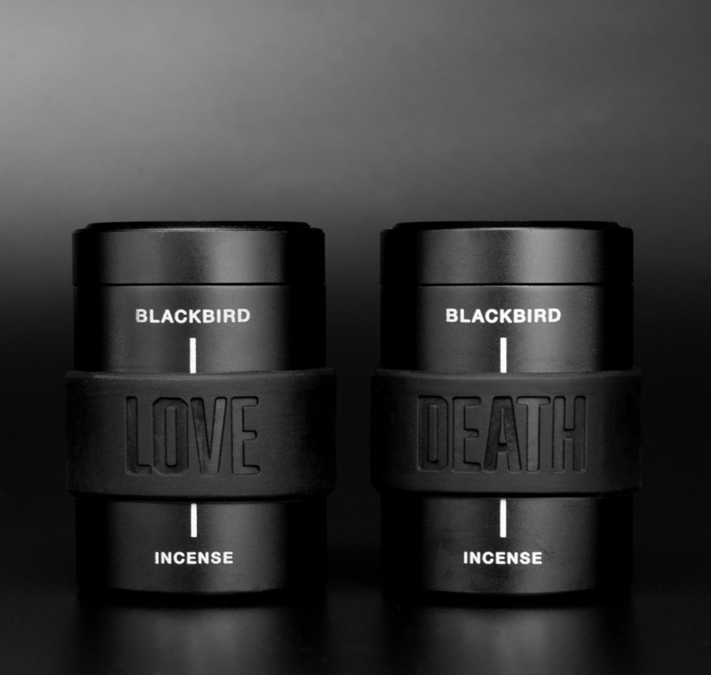 Love and Death: Cold Cave x Blackbird - retail - fragrance, collaboration, Cold Cave, Blackbird, 2019