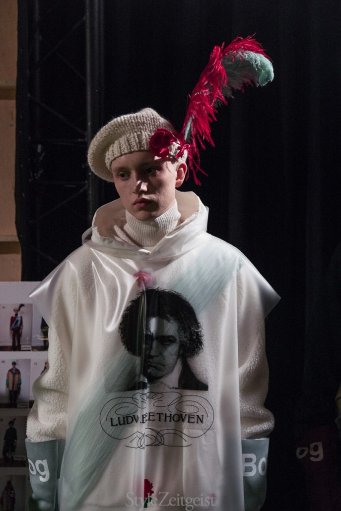Undercover F/W19 Men's – Paris Backstage - fashion - Undercover, PFW, Paris Fashion Week, Paris, MENSWEAR, Mens Fashion, Julien Boudet, FW19, Fashion, Fall Winter, Backstage, 2019