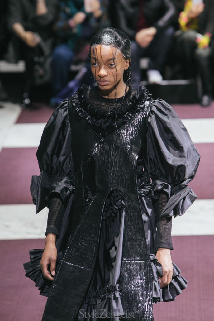 Comme des Garçons F/W19 Women's - Paris - Womenswear, Women's Fashion, PFW, Paris Fashion Week, Paris, Matthew Reeves, FW19, Fashion, Fall Winter, Comme Des Garcons, 2019