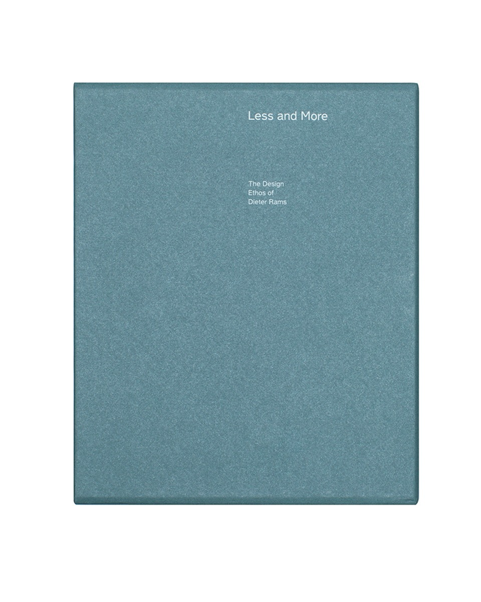 Dieter Rams: Less and More - design - rams, dieter rams, design books, Books, Book