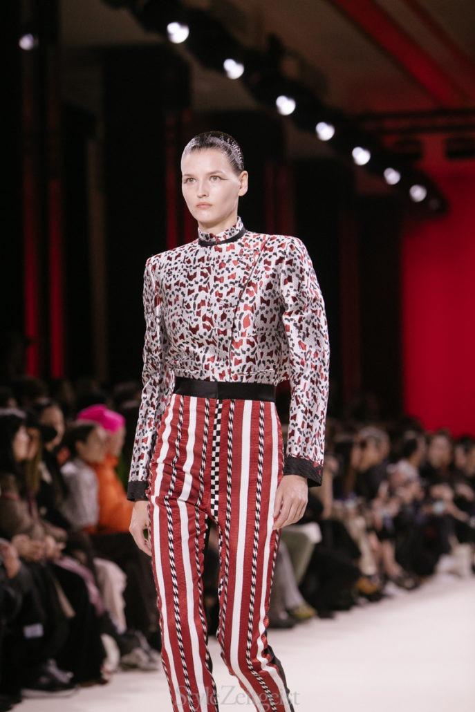 Haider Ackermann F/W19 Women's - Paris - Womenswear, Women's Fashion, PFW, Paris Fashion Week, Paris, Matthew Reeves, Haider Ackermann, FW19, Fashion, Fall Winter, 2019