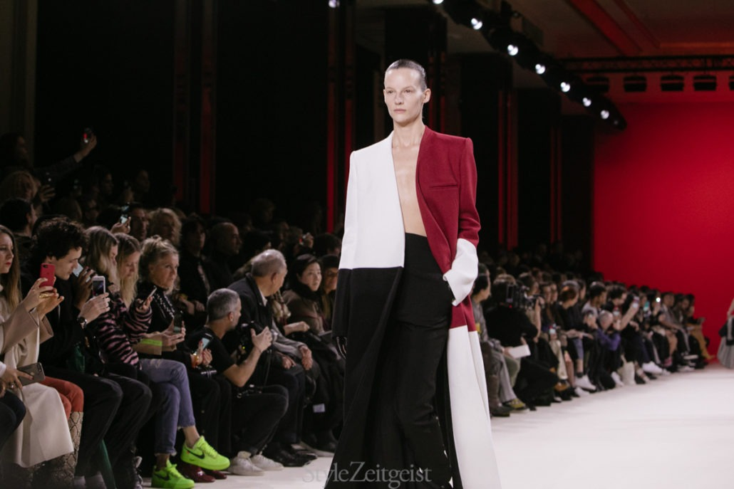 Fashion Week Ramblings - Women's F/W 2019 - features-oped, fashion - Yang Li, Womenswear, Women's Fashion, Undercover, Thom Browne, Sacai, Rick Owens, PFW, Paris Fashion Week, Paris, Noir Kei Ninomiya, Junya Watanabe, Haider Ackermann, Geoffrey B. Small, FW19, Fashion, Fall Winter, dries van noten, Comme Des Garcons, Ann Demeulemeester, 2019