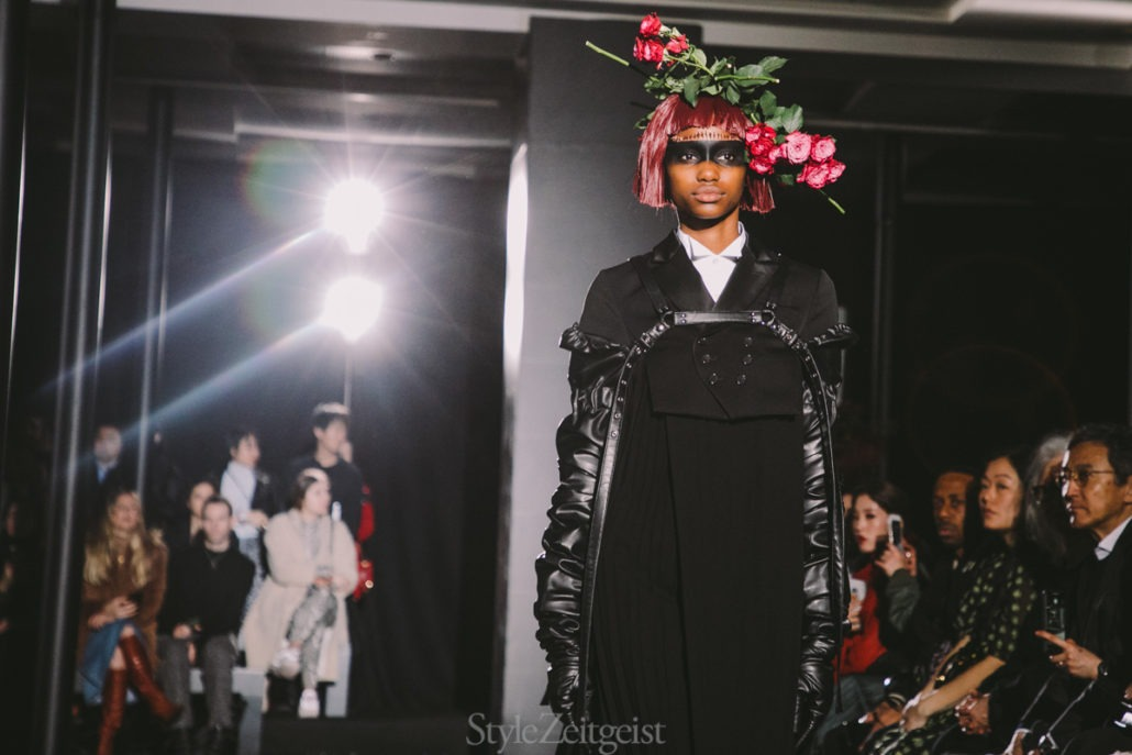Noir Kei Ninomiya F/W19 Women's - Paris - Womenswear, Women's Fashion, PFW, Paris Fashion Week, Paris, Noir Kei Ninomiya, Matthew Reeves, FW19, Fashion, Fall Winter, 2019