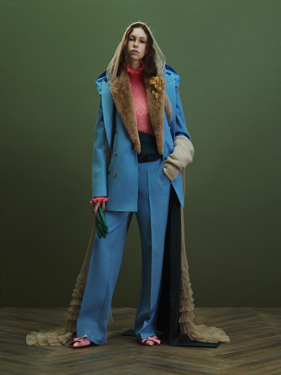 Undercover F W19 Women S Lookbook Stylezeitgeist