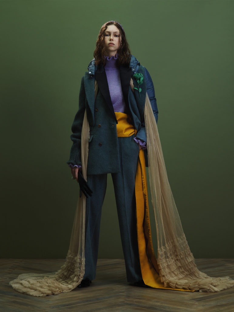 Undercover F/W19 Women's – Lookbook - fashion - Womenswear, Women's Fashion, Undercover, PFW, Paris Fashion Week, Paris, lookbook, FW19, Fashion, Fall Winter, 2019