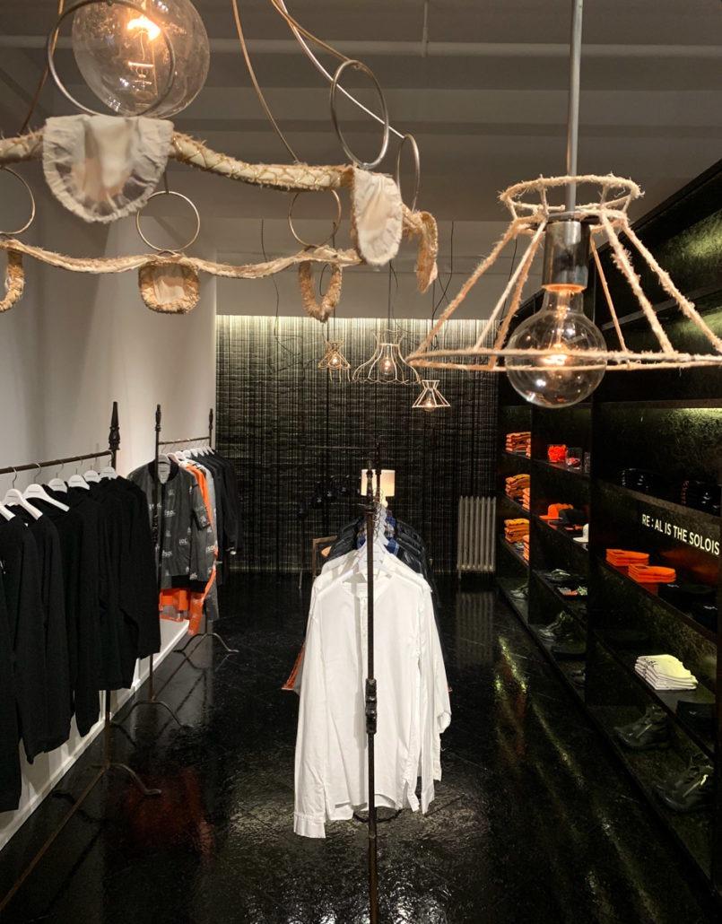 TakahiroMiyashitaTheSoloist Opens a Pop-Up Store in New York - retail, fashion - TheSoloist, takahiromiyashitathesoloist, TAKAHIROMIYASHITA The Soloist, Retail, pop-up shop, NYC, New York, Fashion, 2019