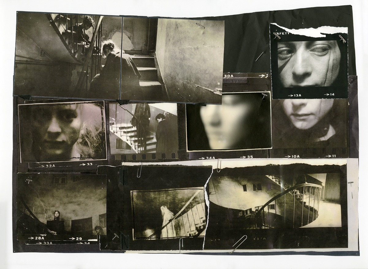 Deborah Turbeville Collages at Deborah Bell - fashion, culture - Photography, fashion photography, Exhibit, Deborah Turbeville, Deborah Bell, 2019