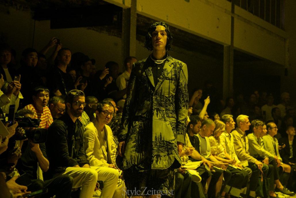 Comme des Garcons Homme Plus S/S20 Men's – Paris - SS20, Spring Summer, PFW, Paris, MENSWEAR, Mens Fashion, Matthew Reeves, Fashion, Comme Des Garcons Homme Plus, Comme Des Garcons, 2019